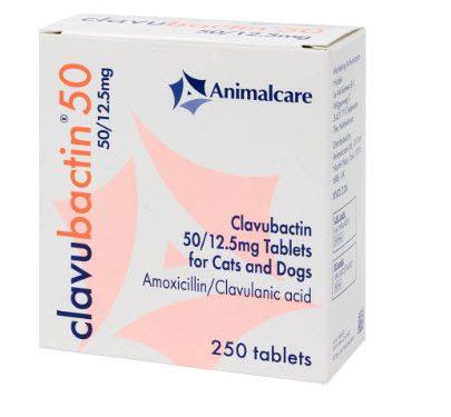 Ανάκληση όλων των παρτίδων των κτηνιατρικών φαρμακευτικών προϊόντων CLAVUBACTIN